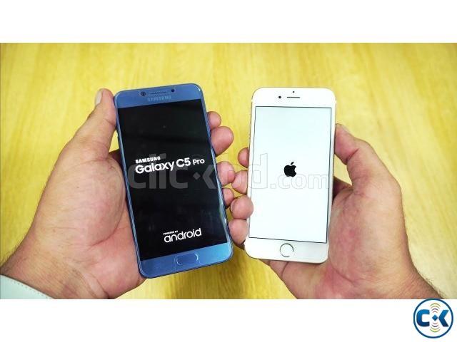 Brand New Samsung Galaxy C5 Pro Sealed Pack 3 Yr Warranty | ClickBD large image 3