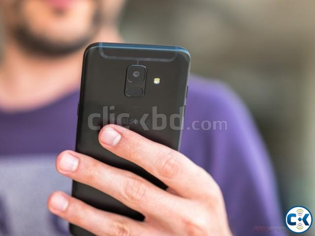 Brand New Samsung Galaxy A6 64GB Sealed Pack 3 Yr Wrrnty | ClickBD large image 2