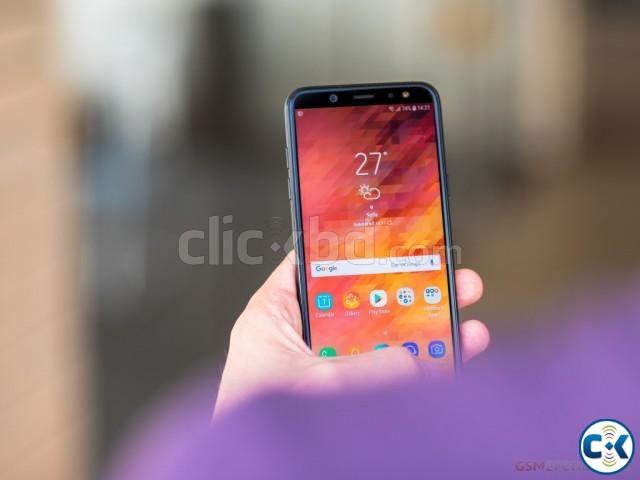 Brand New Samsung Galaxy A6 32GB Sealed Pack 3 Yr Wrrnty | ClickBD large image 0