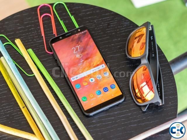 Brand New Samsung Galaxy A6 32GB Sealed Pack 3 Yr Wrrnty | ClickBD large image 1