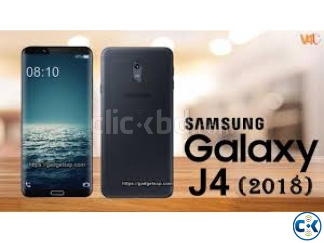 Brand New Samsung Galaxy J4 16GB Sealed Pack 3 Yr Wrrnty | ClickBD large image 1