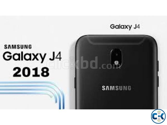 Brand New Samsung Galaxy J4 16GB Sealed Pack 3 Yr Wrrnty | ClickBD large image 2
