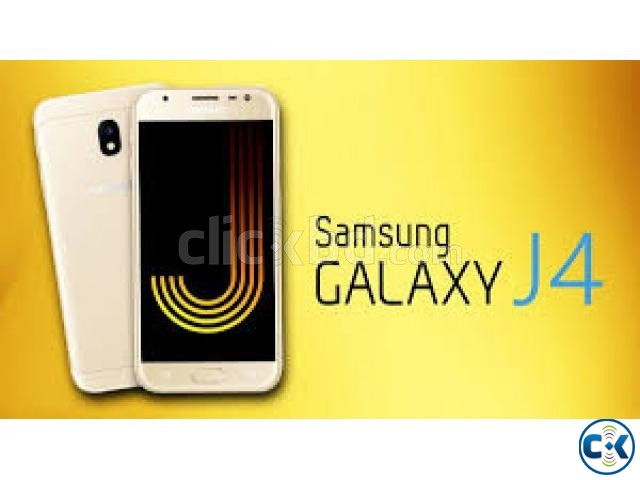 Brand New Samsung Galaxy J4 16GB Sealed Pack 3 Yr Wrrnty | ClickBD large image 3