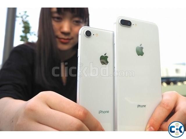 Brand New Apple iphone 8 256GB Sealed Pack 3 Yr Warranty | ClickBD large image 1