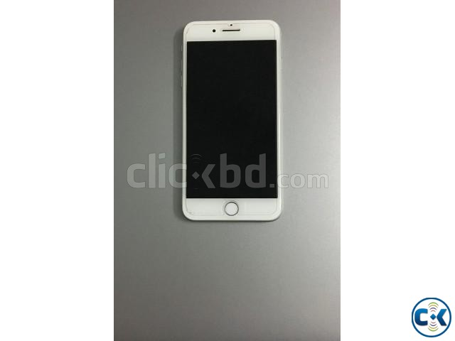 iphone 8 plus 64gb silver color white  | ClickBD large image 0