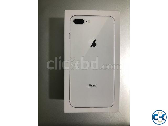 iphone 8 plus 64gb silver color white  | ClickBD large image 3