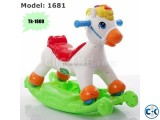 Brand New Baby Rocking Cum Push Horse.