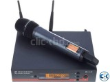sennheiser ew-100 G3 Wereless microphone