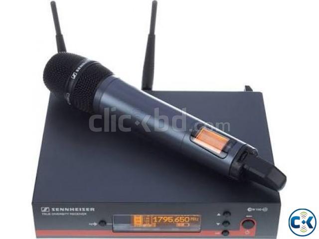 sennheiser ew-100 G3 Wereless microphone | ClickBD large image 0