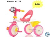 Stylish Brand New Tricycle ML 24