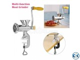 Multifunction Hand Meat Grinder EHH