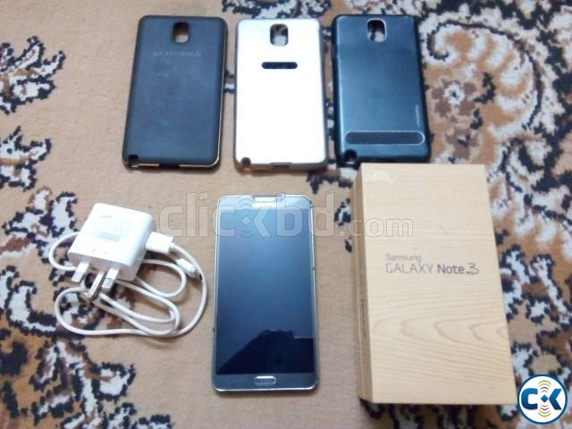 Samsung Note 3 LTE Original N-9005 | ClickBD large image 0