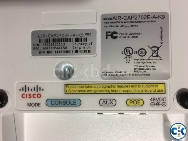 Cisco AP Router 2702e   ClickBD large image 0