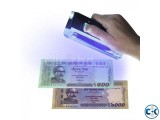 Fake Note Detector Price In Bangladesh BD