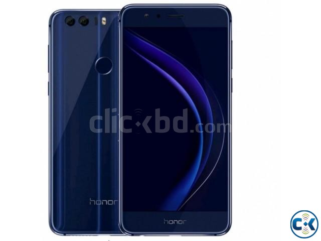 Huawei Honor 8 4GB 64GB BEST PRICE IN BD | ClickBD large image 1