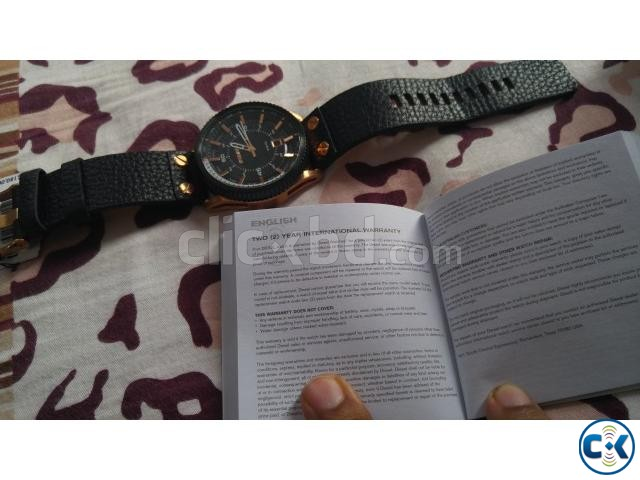Diesel 5 bar Watch | ClickBD large image 4