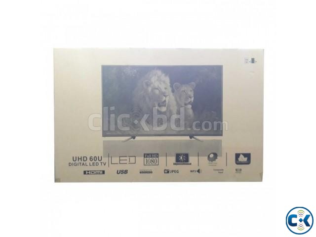 Sky View 60 Inch HDMI USB FHD Rich Color LED Television | ClickBD large image 2