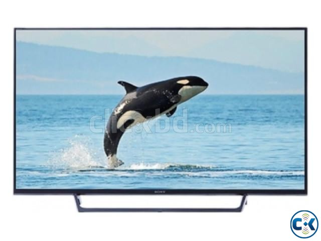 40 inch SONY W652D HD SMART TV | ClickBD large image 0