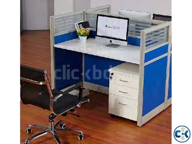 Office Furniture and Work Station single desk  | ClickBD large image 0