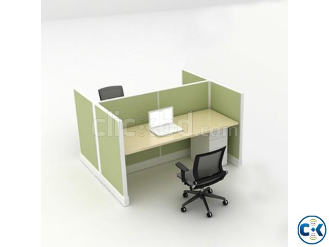 Office Furniture and Work Station single desk  | ClickBD large image 1