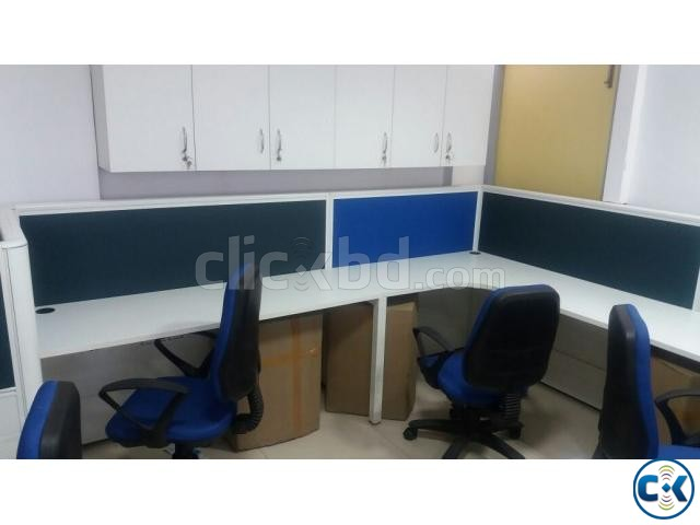 Office Furniture and Work Station single desk  | ClickBD large image 3