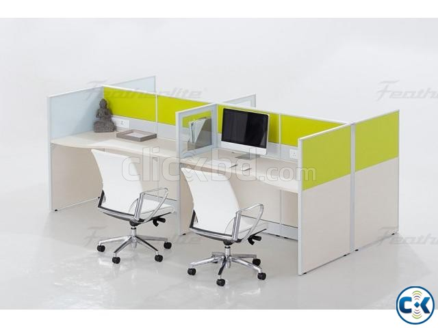 Office Furniture and Work Station single desk  | ClickBD large image 4