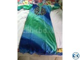 Readymade Half Silk Three Piece
