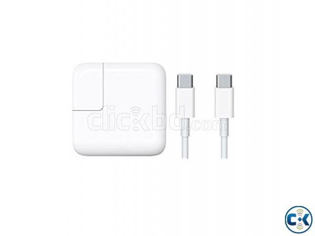 Apple USB-C 61 Watt AC Adapter | ClickBD large image 0