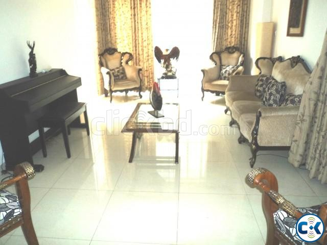 1300sft Apartment For Rent Banani ID.1566 | ClickBD large image 0