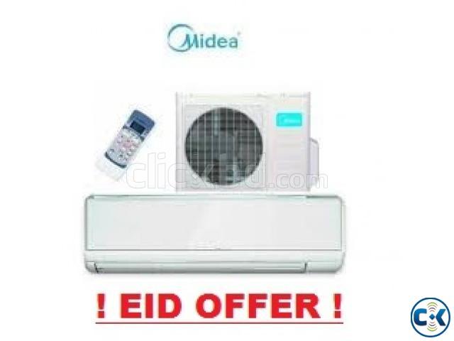 2018 EID-E MIDEA 1.5 MSA18CRN SPLIT TYPE AC   ClickBD large image 0