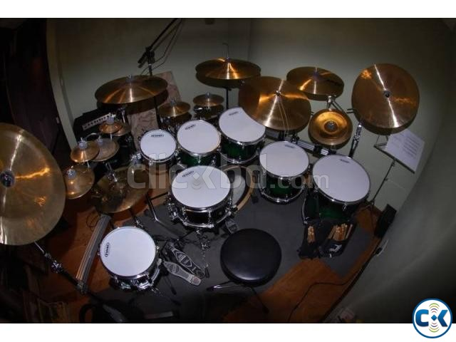 Learn drums in Uttara call- 01744463735 | ClickBD large image 2