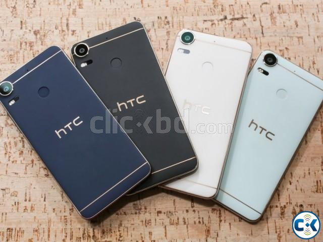 Brand New HTC Desire 10 Pro Sealed Pack With 3 Years Warrant | ClickBD large image 1