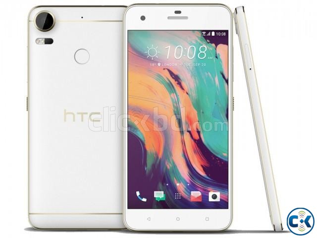 Brand New HTC Desire 10 Pro Sealed Pack With 3 Years Warrant | ClickBD large image 2