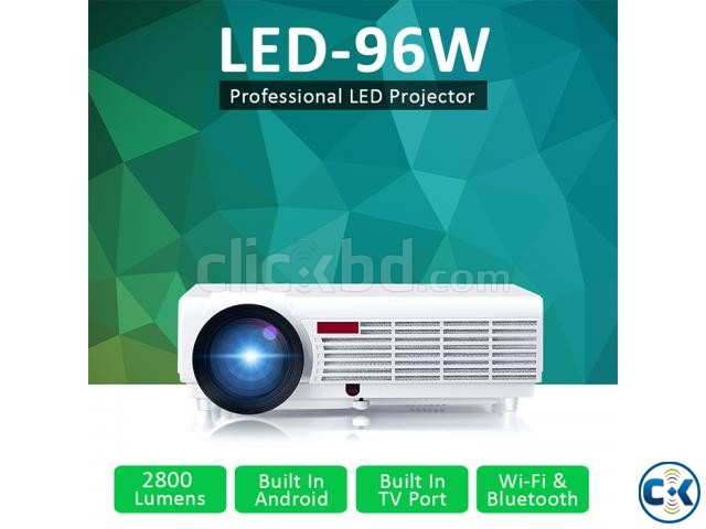 5500 Lumens Daylight Projector Price In Bangladesh BD | ClickBD large image 0