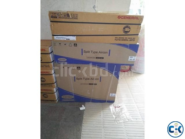 General New Model GSL18000 1.5 Ton Split AC | ClickBD large image 1