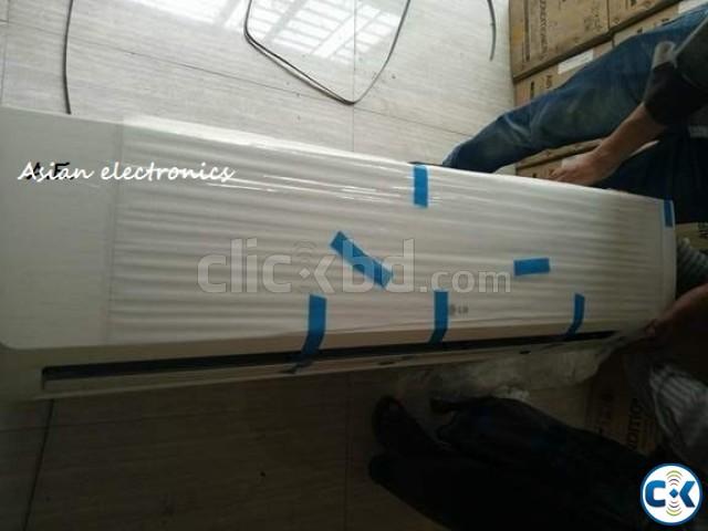 2018 EID-E LG 1.5 S186HC Split AC   ClickBD large image 0