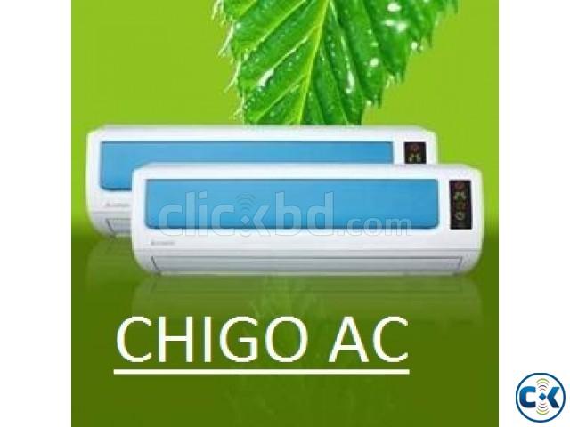 CHIGO EID-E Energy Save 62 1.5 Ton Split AC 3 Yrs Warrenty  | ClickBD large image 0