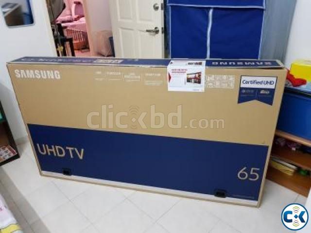 65MU6100 Samsung 4K Smart TV Best Price In BD 01960403393   ClickBD large image 1