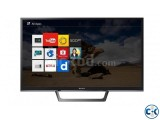 W602D FULL SMART LED TV Screen Size 32