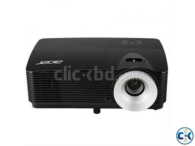 Acer X112H 3000 Lumen DLP HDMI 3D projector | ClickBD large image 0