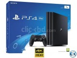 Sony PlayStation 4 Pro 4K 1TB Best Price IN BD