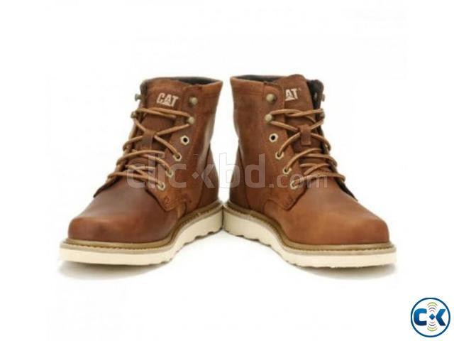 CATERPILLAR MENS CHRONICLES BOOT   ClickBD large image 0