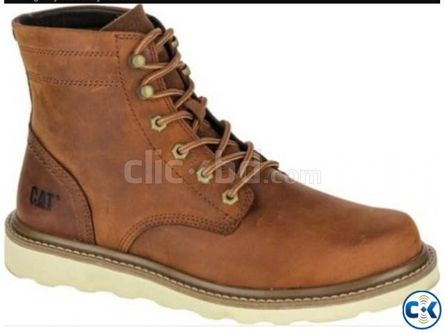 CATERPILLAR MENS CHRONICLES BOOT   ClickBD large image 3
