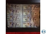 Original Counterfeit Printing Bank Notes