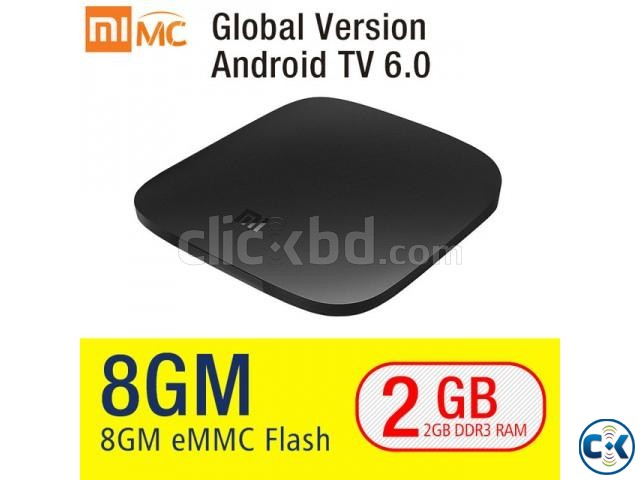 Xiaomi Mi 4K Android TV Box | ClickBD large image 1