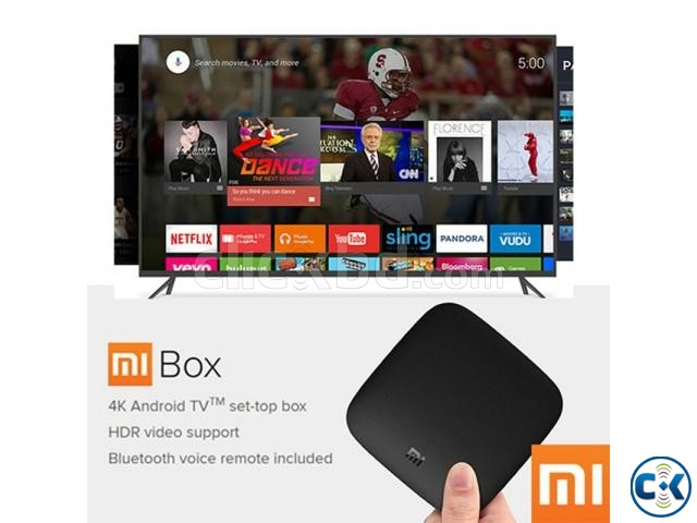 Xiaomi Mi 4K Android TV Box | ClickBD large image 3