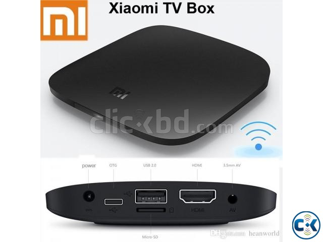 Xiaomi Mi 4K Android TV Box | ClickBD large image 4