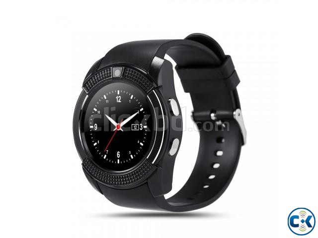 V8 Smart Watch Mobile Watch Lowest Price Free Delivery  | ClickBD large image 0