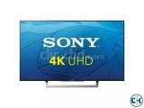 43 X70 4K Ultra High Dynamic Range Smart TV