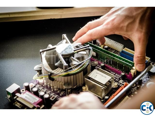 Computer Maintenance at your corporate Office | ClickBD large image 1